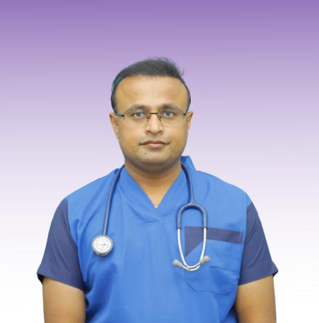 Dr  Santosh Rejintal